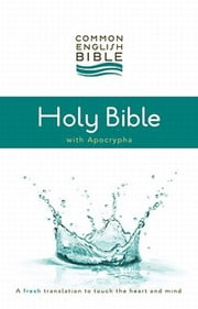 CEB Common English Bible with Apocrypha ebook by Kobo.Web.Store.Products.Fields.ContributorFieldViewModel