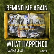 Remind Me Again What Happened audiobook by Joanna Luloff