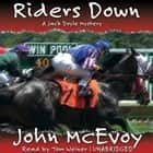 Riders Down audiobook by John McEvoy, Poisoned Pen Press