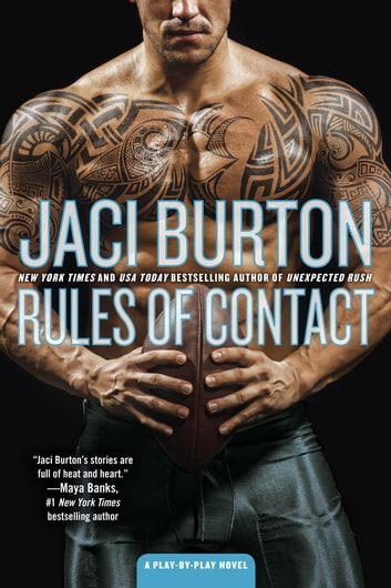 Rules of Contact ebook by Jaci Burton