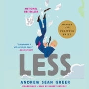Less (Winner of the Pulitzer Prize) - A Novel audiobook by Andrew Sean Greer