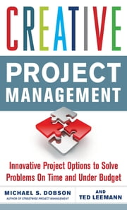Creative Project Management ebook by Michael Dobson