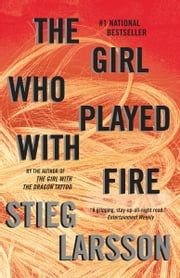 The Girl Who Played with Fire ekitaplar by Stieg Larsson