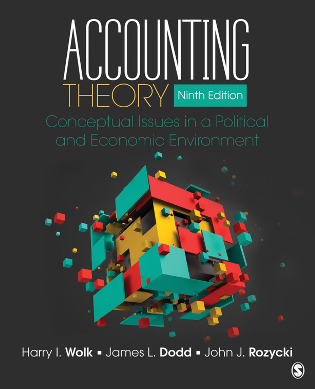 Accounting Theory EBook By Harry I. Wolk