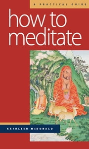 How to meditate : a practical guide ebook by McDonald Kathleen
