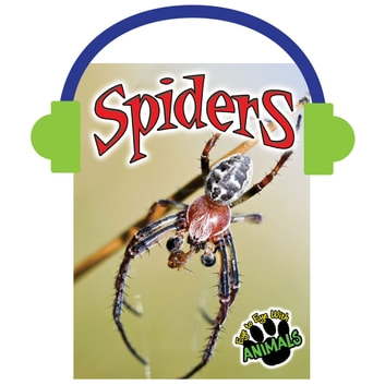 Spiders audiobook by Don McLeese
