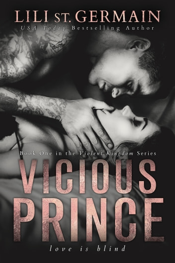 Vicious Prince ebook by Lili St. Germain