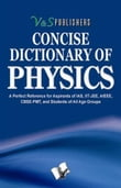 Concise Dictionary Of Physics