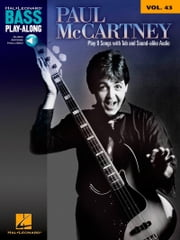 Paul McCartney Bass Play-Along - Volume 43 ebook by Paul McCartney