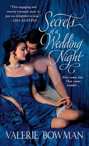 Secrets of a Wedding Night ebook by Valerie Bowman