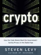Crypto ebook by Steven Levy