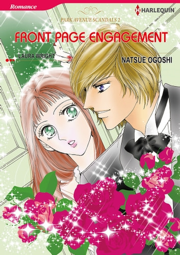 Front Page Engagement (Harlequin Comics) - Harlequin Comics ebook by Laura Wright