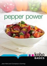 Pepper Power ebook by Jean Paré
