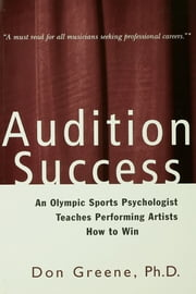 Audition Success ebook by Don Greene