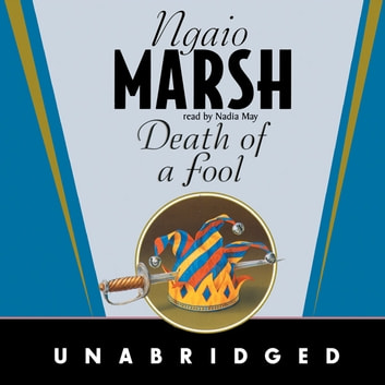 Death of a Fool audiobook by Ngaio Marsh