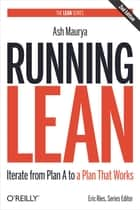 Running Lean ebook by Ash Maurya