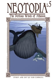 Neotopia Volume 2: The Perilous Winds of Athanon #5 ebook by Rod Espinosa