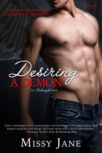 Desiring A Demon ebook by Missy Jane