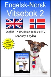English Norwegian Joke Book 2 ebook by Jeremy Taylor