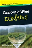 California Wine For Dummies, Mini Edition