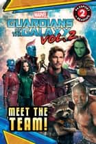 MARVEL's Guardians of the Galaxy Vol. 2: Meet the Team! ebook by R. R. Busse