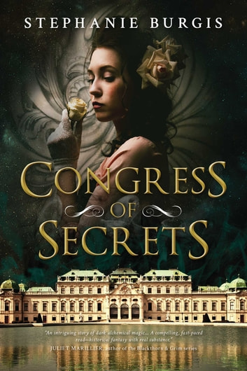 Congress of Secrets ebook by Stephanie Burgis