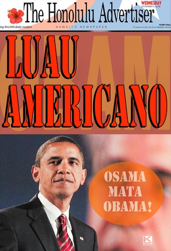 Luau Americano ebook by Sklar,Noga