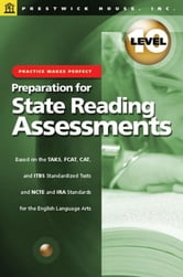 Practice Makes Perfect (Level 10): Preparation for State Reading Assessments ebook by Abel, Sondra