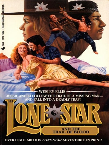 Lone Star 141/trail B ebook by Wesley Ellis