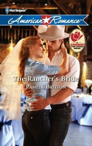 The Rancher's Bride ebook by Pamela Britton