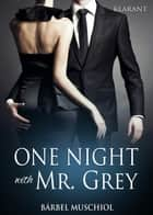 One Night with Mr Grey ebook by Bärbel Muschiol