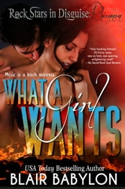 What A Girl Wants (Rock Stars in Disguise: Rhiannon) - A New Adult Rock Star Romance ebook by Blair Babylon