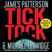 Tick Tock audiobook by James Patterson, Michael Ledwidge