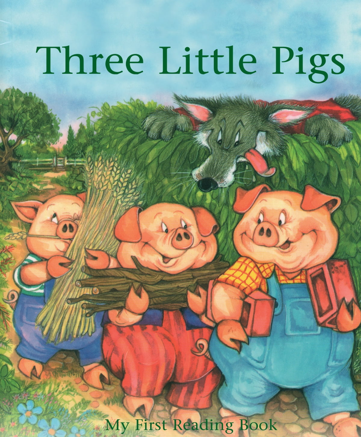 The Three Little Pigs Fight Back PDF Free Download