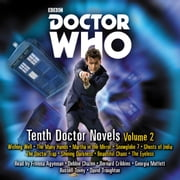 Doctor Who: Tenth Doctor Novels Volume 2 - 10th Doctor Novels audiobook by Trevor Baxendale, Dale Smith, Justin Richards