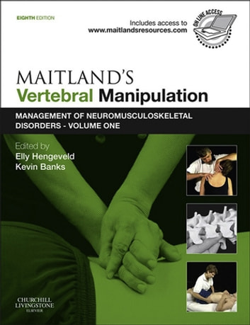 Maitlands vertebral manipulation e book ebook by 9780702054587 maitlands vertebral manipulation e book management of neuromusculoskeletal disorders volume 1 ebook by fandeluxe Choice Image