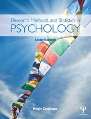 Research Methods and Statistics in Psychology ebook by Hugh Coolican