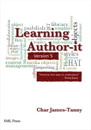 Learning Author-it ebook by Char James-Tanny