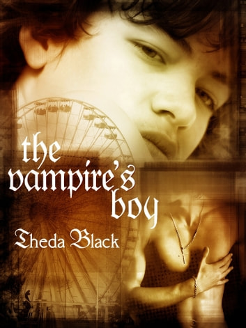 The Vampire's Boy ebook by Theda Black