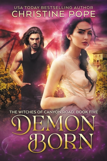 Demon Born ebook by Christine Pope