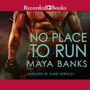 No Place to Run audiolibro by Maya Banks