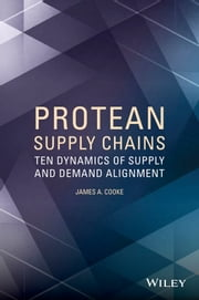 Protean Supply Chains - Ten Dynamics of Supply and Demand Alignment ebook by James A. Cooke