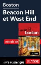 Boston - Beacon Hill et West End ebook by Collectif