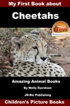 My First Book about Cheetahs: Amazing Animal Books - Children's Picture Books ebook by Molly Davidson