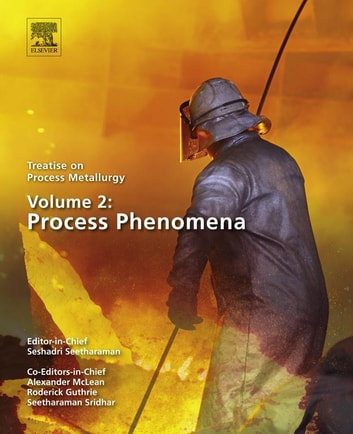 Treatise on Process Metallurgy, Volume 2: Process Phenomena ebook by Seshadri Seetharaman