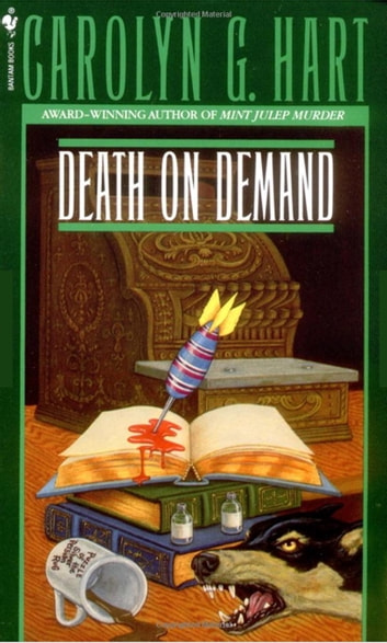 Death on Demand ebook by Carolyn Hart