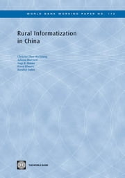Rural Informatization in China ebook by Hanna, Nagy K.