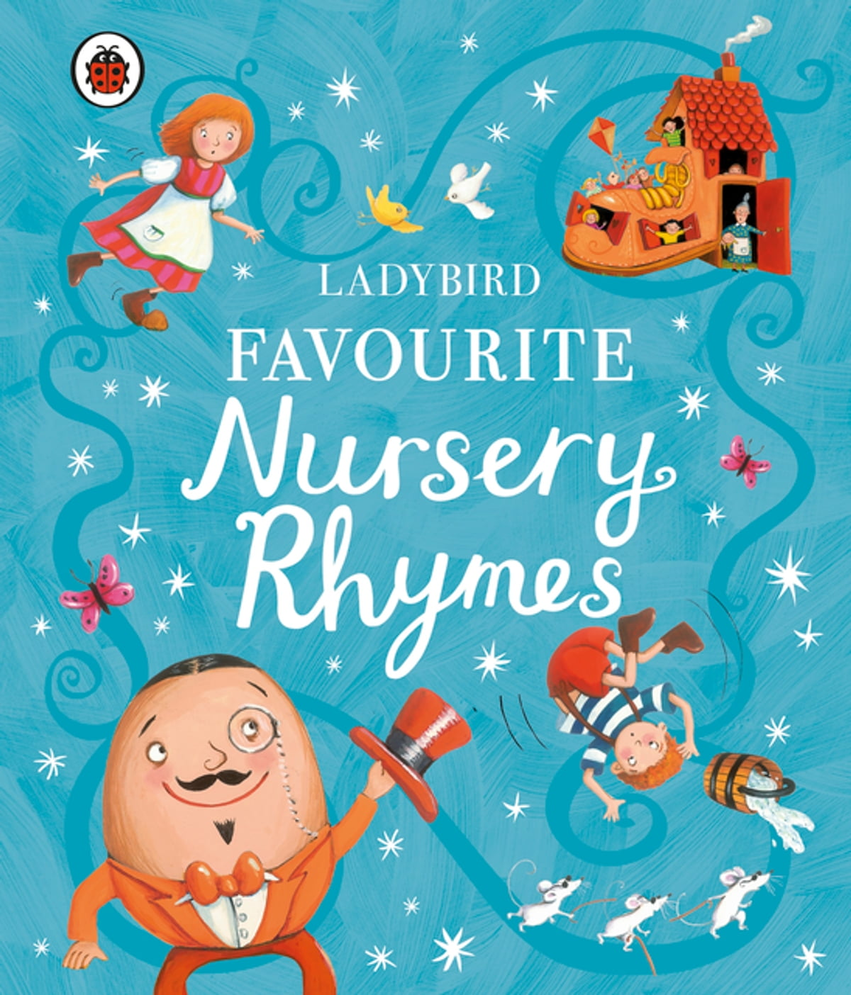 favourite bedtime nursery rhymes - HD 1200×1404