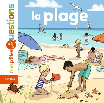 La plage - La plage ebook by Claire de Guillebon