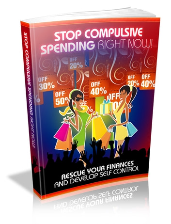 Stop Compulsive Spending ebook by Anonymous